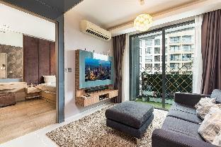 [スクンビット]アパートメント(30m2)| 1ベッドルーム/1バスルーム Warm & Design 1BR Apt Center Bangkok ASOKE