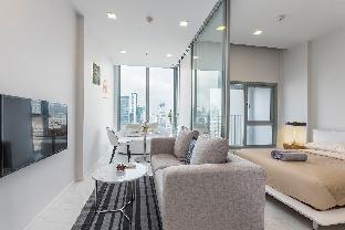 [プラトゥーナム]アパートメント(34m2)| 1ベッドルーム/1バスルーム New Condo w/ Great View & Facilities @ Sukumvit 11