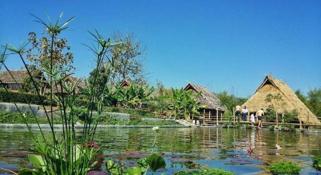 เจียงหล้า ล้านนาเฮาส์ – Jiang Lha Lanna House