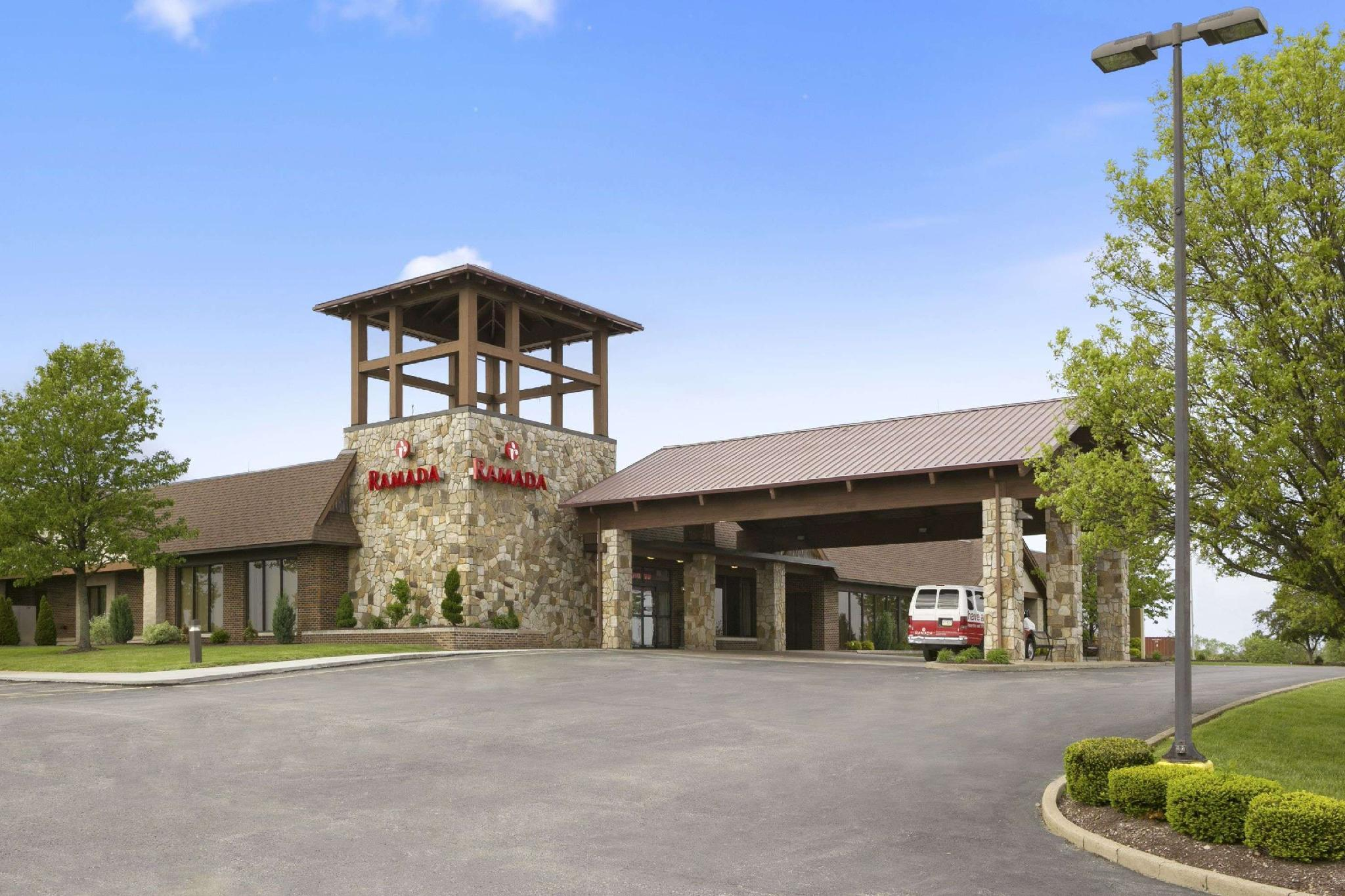 Ramada Hotel And Conference Center By Wyndham Greensburg