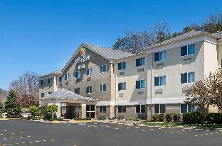 Comfort Inn Barboursville near Huntington Mall area Barboursville (WV) West Virginia United States
