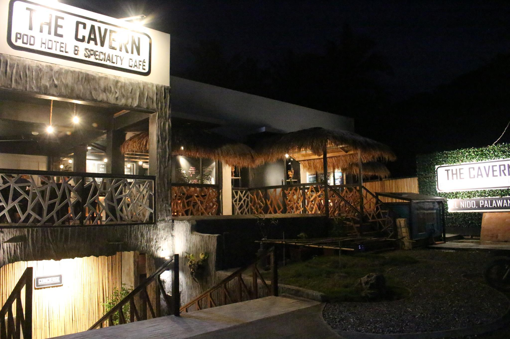 The Cavern Pod Hotel And Specialty Cafe