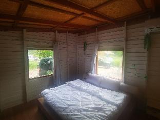 [カノム]バンガロー(34m2)  2ベッドルーム/1バスルーム Beachfront, quiet, private bungalow