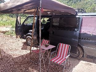 [カノム]スタジオ 一軒家(24 m2)/1バスルーム Small Camping Van on the beach