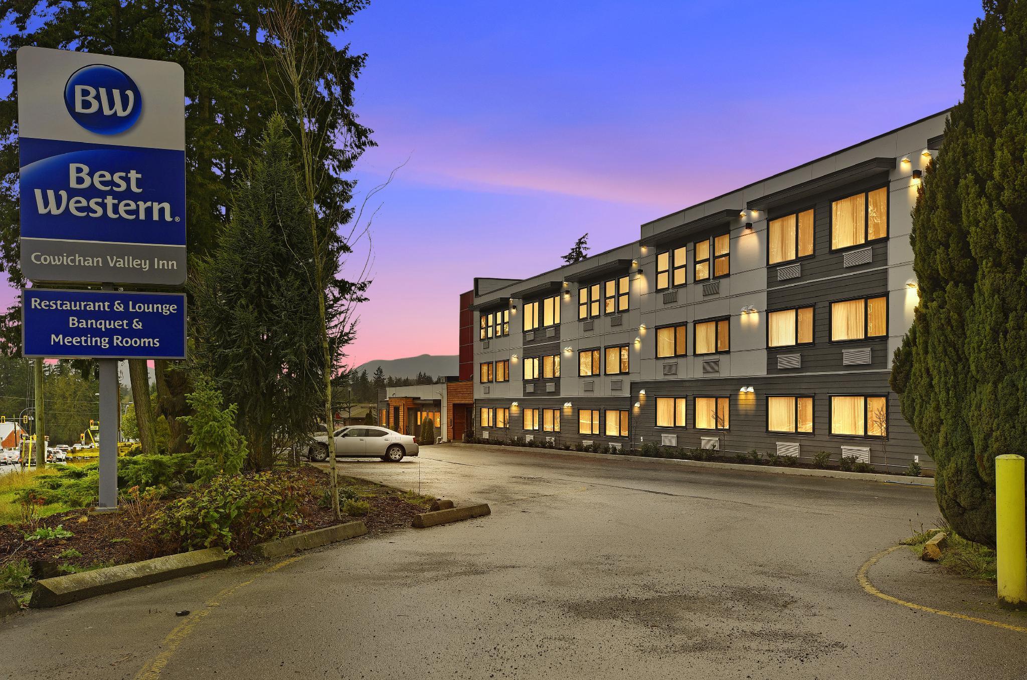 Best Western Cowichan Valley Inn