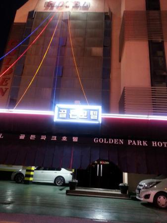 Golden Park Motel Seoul