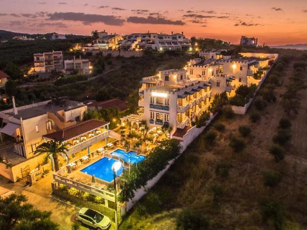 Folia Apartments Crete Island