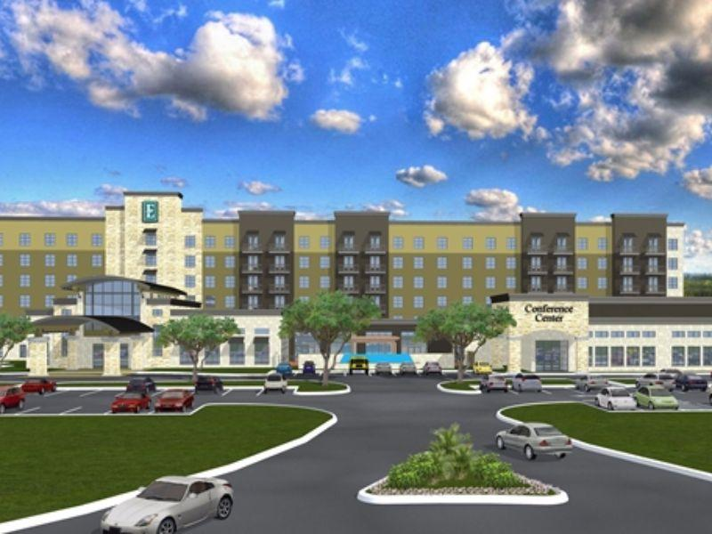 Embassy Suites San Antonio Brooks City Base Hotel And Spa