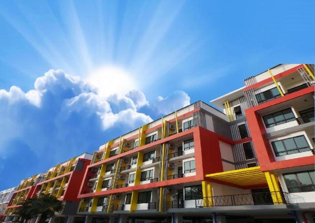 ดื ไอค่อน เซอร์วิซ อพาร์ตเมนต์ – The Icon service apartment