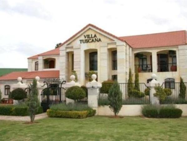 Villa Tuscana Boutique Hotel Port Elizabeth