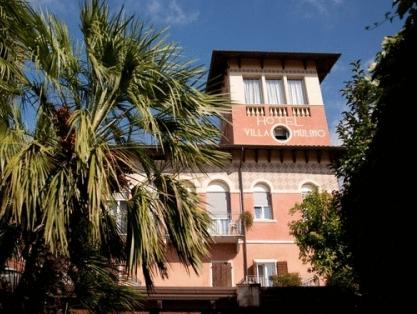 Hotel Villa Mulino ***S