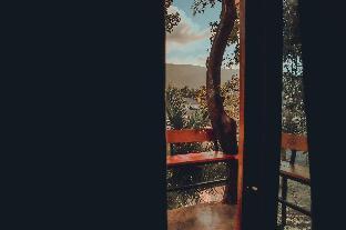 [カノム]バンガロー(20m2)  7ベッドルーム/1バスルーム Songmek Resort & Cafe