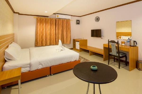 Hotel Love Mansion Pattaya