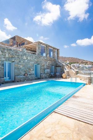 Natural Stone Villa 2 Mykonos