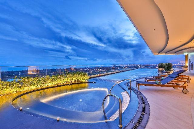 ฮอลิเดย์ อินน์ แอนด์ สวีท ระยอง ซิตี้ เซ็นเตอร์ – Holiday Inn & Suites Rayong City Centre