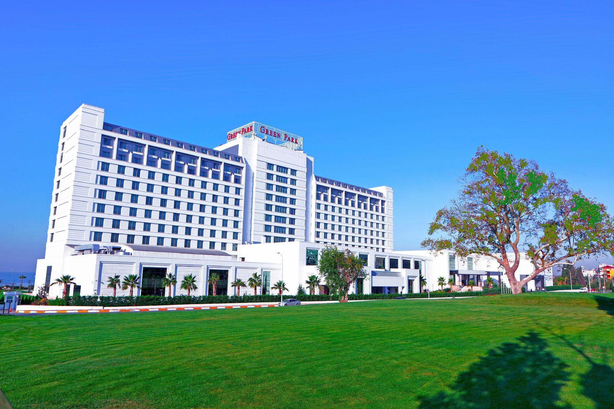The Green Park Pendik Hotel & Convention Center 1