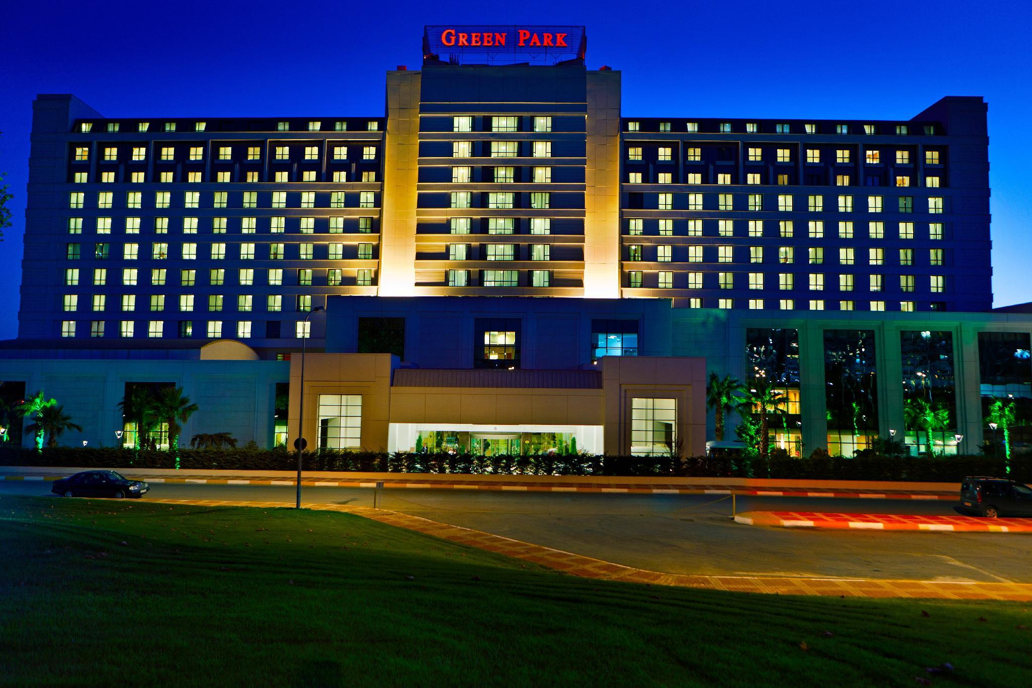 The Green Park Pendik Hotel & Convention Center 5