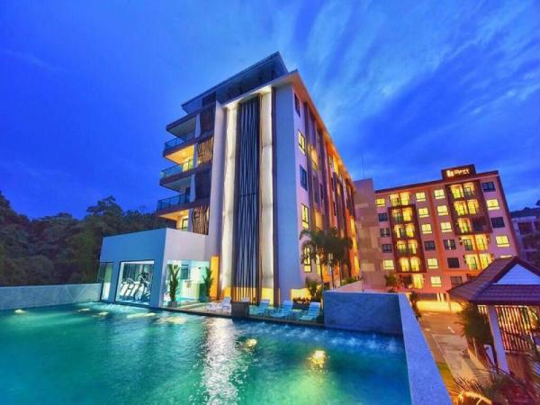 1Br Mountain View at Happy Place Condo 1 Phuket