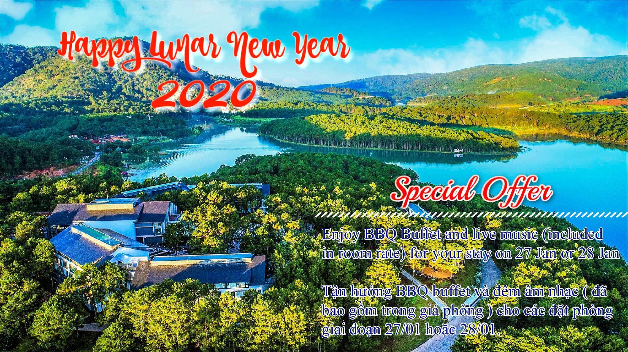 Terracotta Hotel And Villa Tuyen Lam Lake Dalat