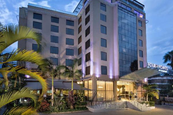 Four Points by Sheraton Nairobi Hurlingham Nairobi
