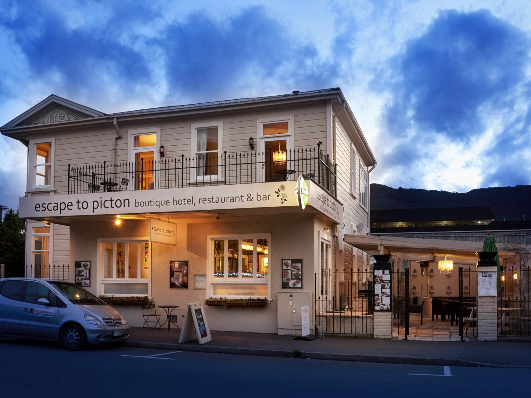 Escape To Picton Hotel