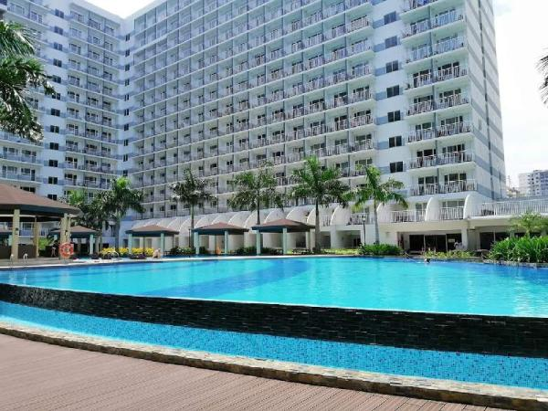 Clean&Cozy 1BR near MOA/Airport (Shell Residences) Manila