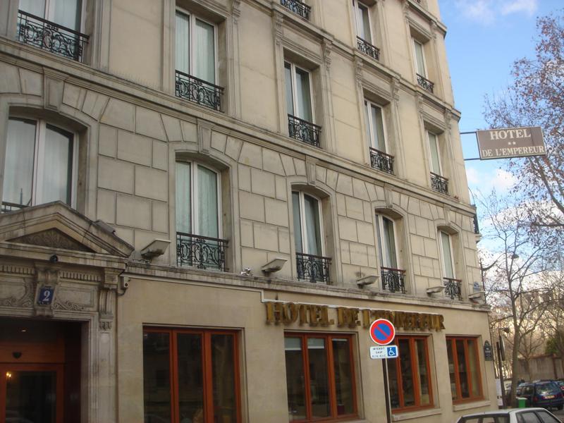 Hotel De l'Empereur Paris
