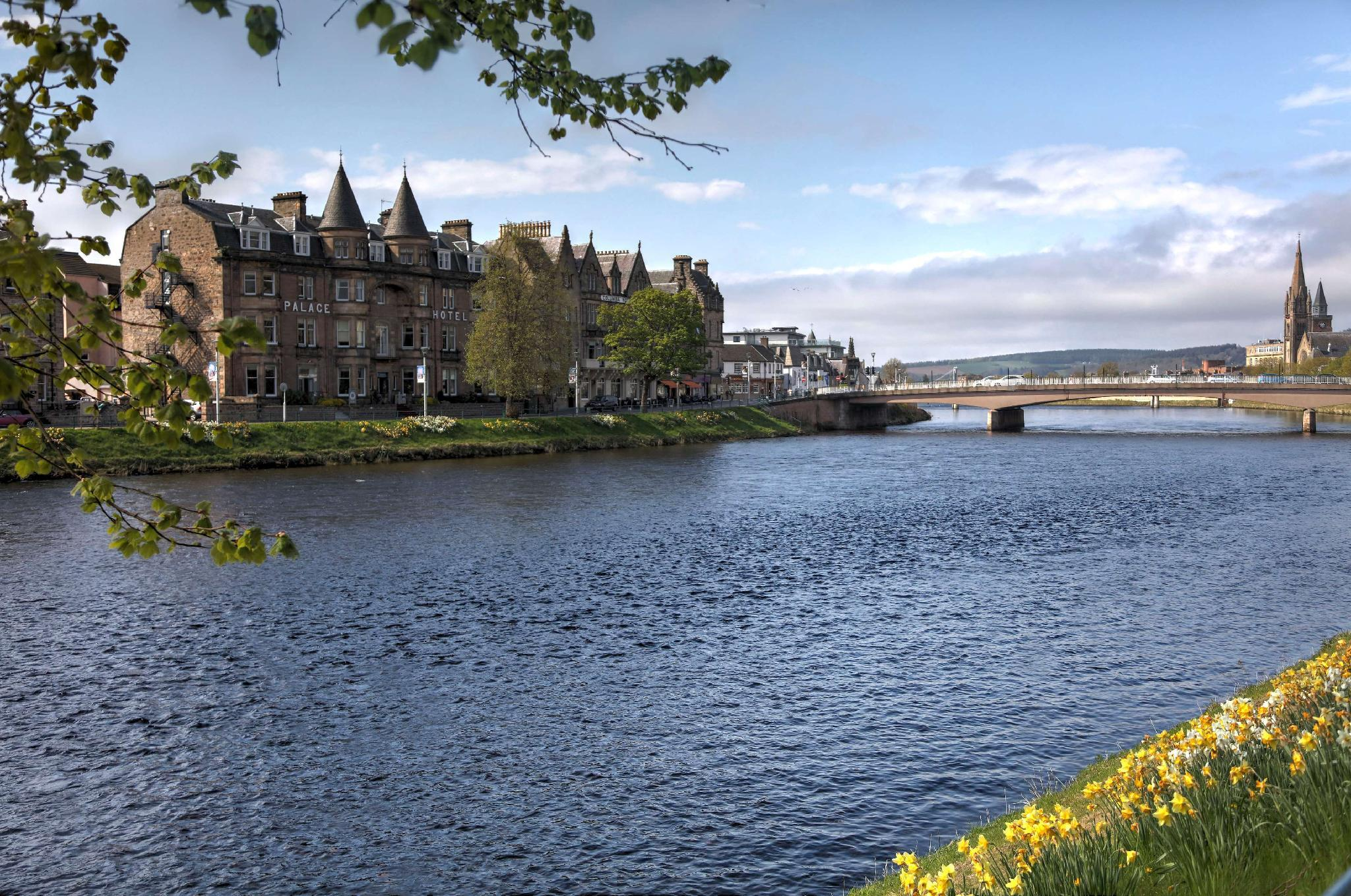 Best Western Inverness Palace Hotel And Spa