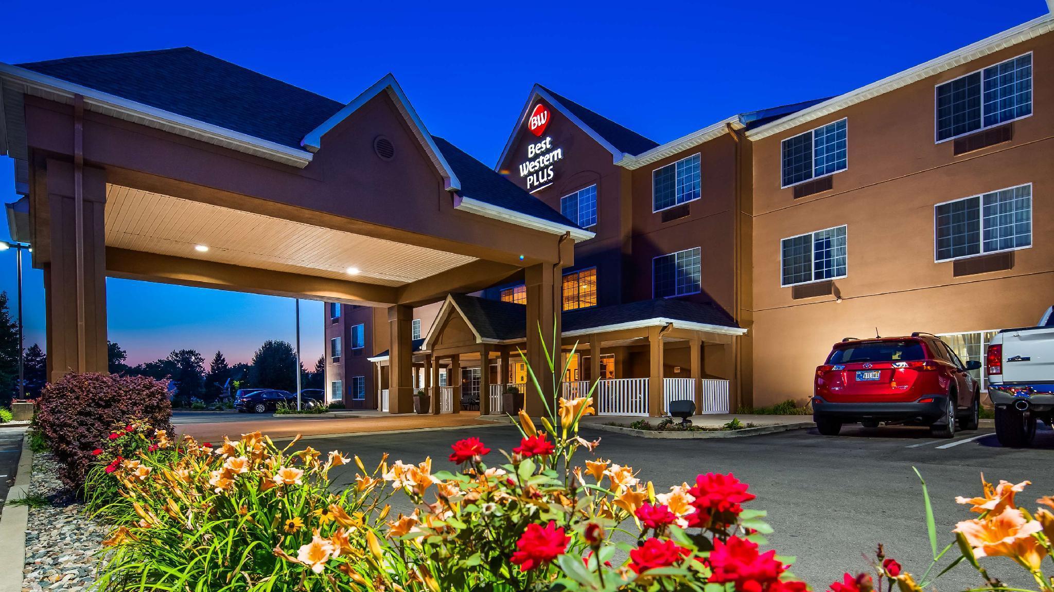 Best Western Plus Fort Wayne Inn And Suites North