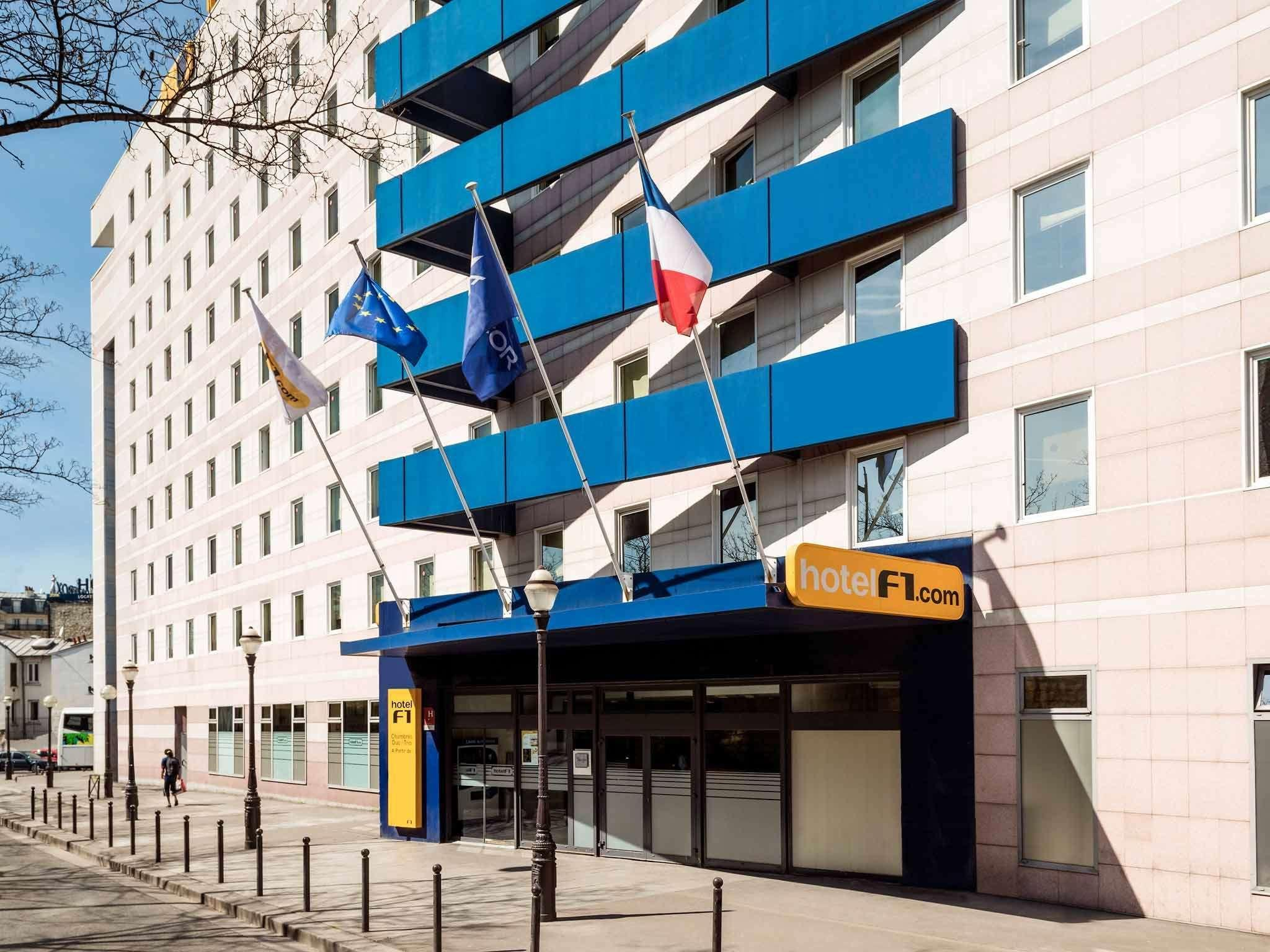 HotelF1 Paris Saint Ouen Marche Aux Puces