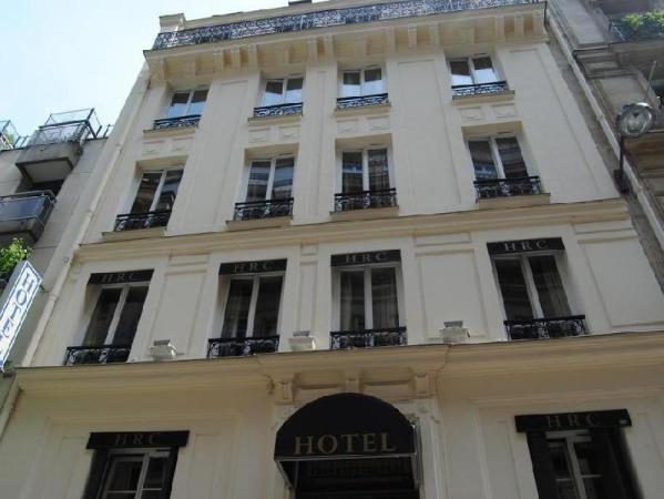 Hotel Residence Chalgrin Paris
