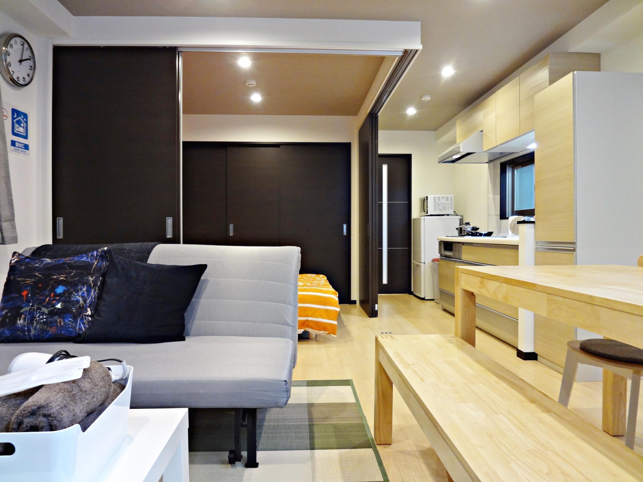 KM Apartment Minato Ku 2 1