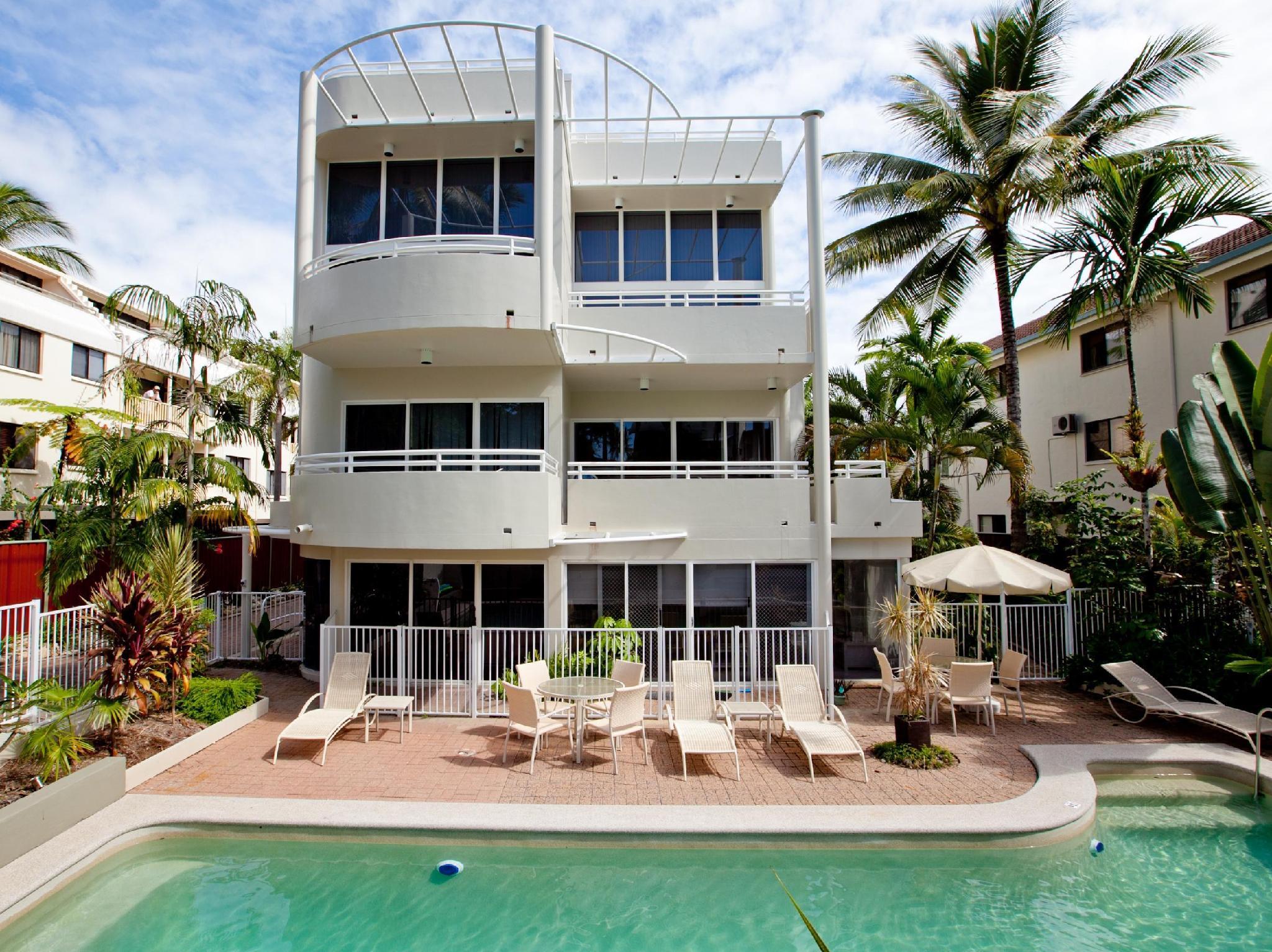 Latitude 16 Sunseeker Holiday Apartments