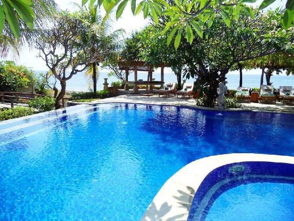 Arya Amed Beach Resort & Dive Center Bali