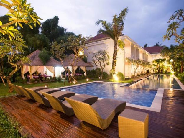 The Grand Sunti Resort