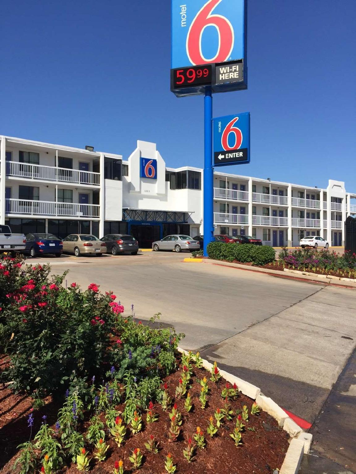 Motel 6 Houston NRG Park