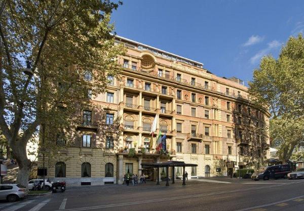 Intercontinental Rome Ambasciatori Palace Rome