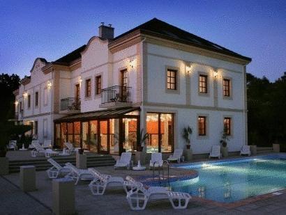 Hotel Villa Volgy Wellness And Konferencia