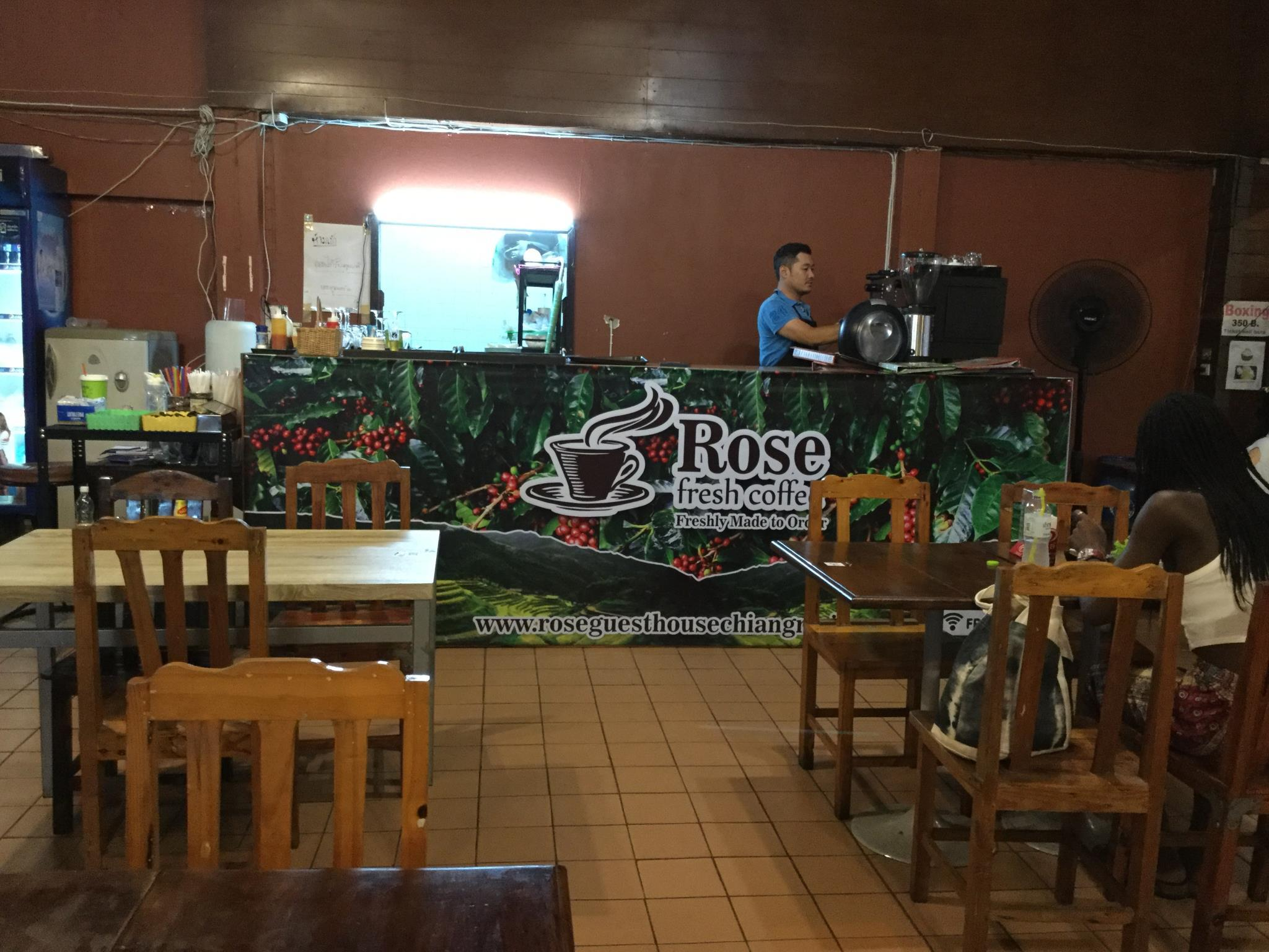 Rose Guest House Chiang Mai