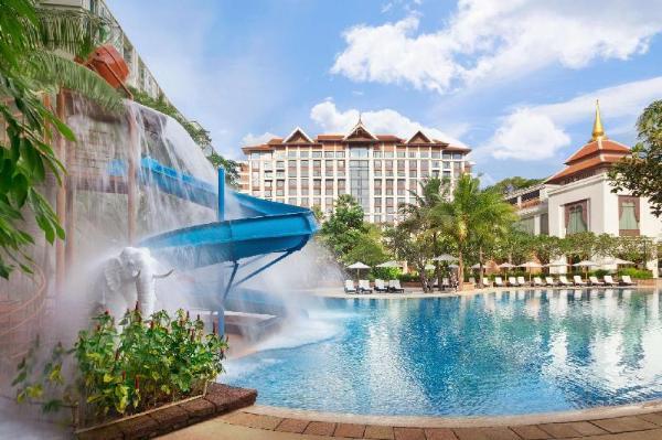 Shangri La Hotel Chiang Mai Chiang Mai