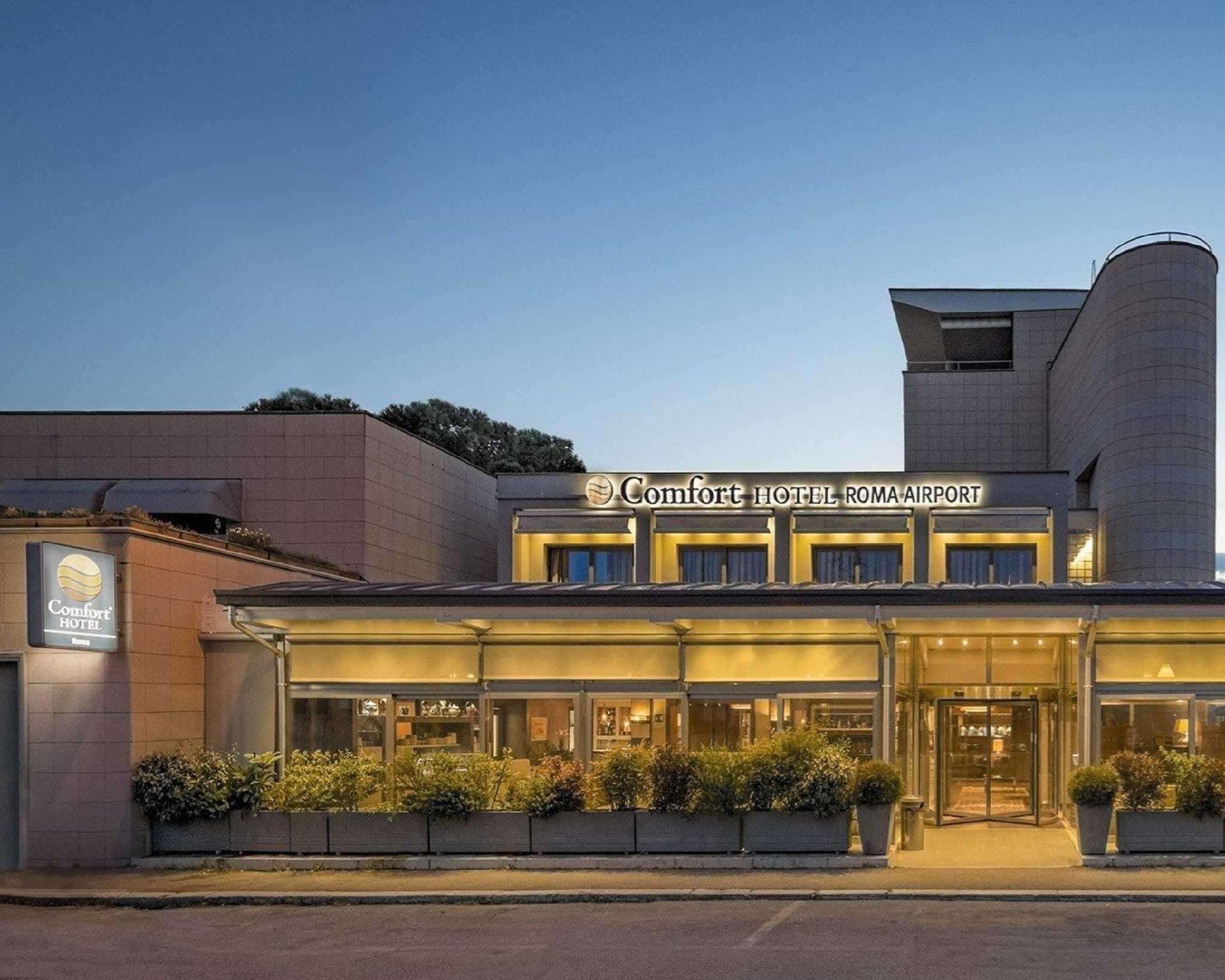 Comfort Hotel Fiumicino City