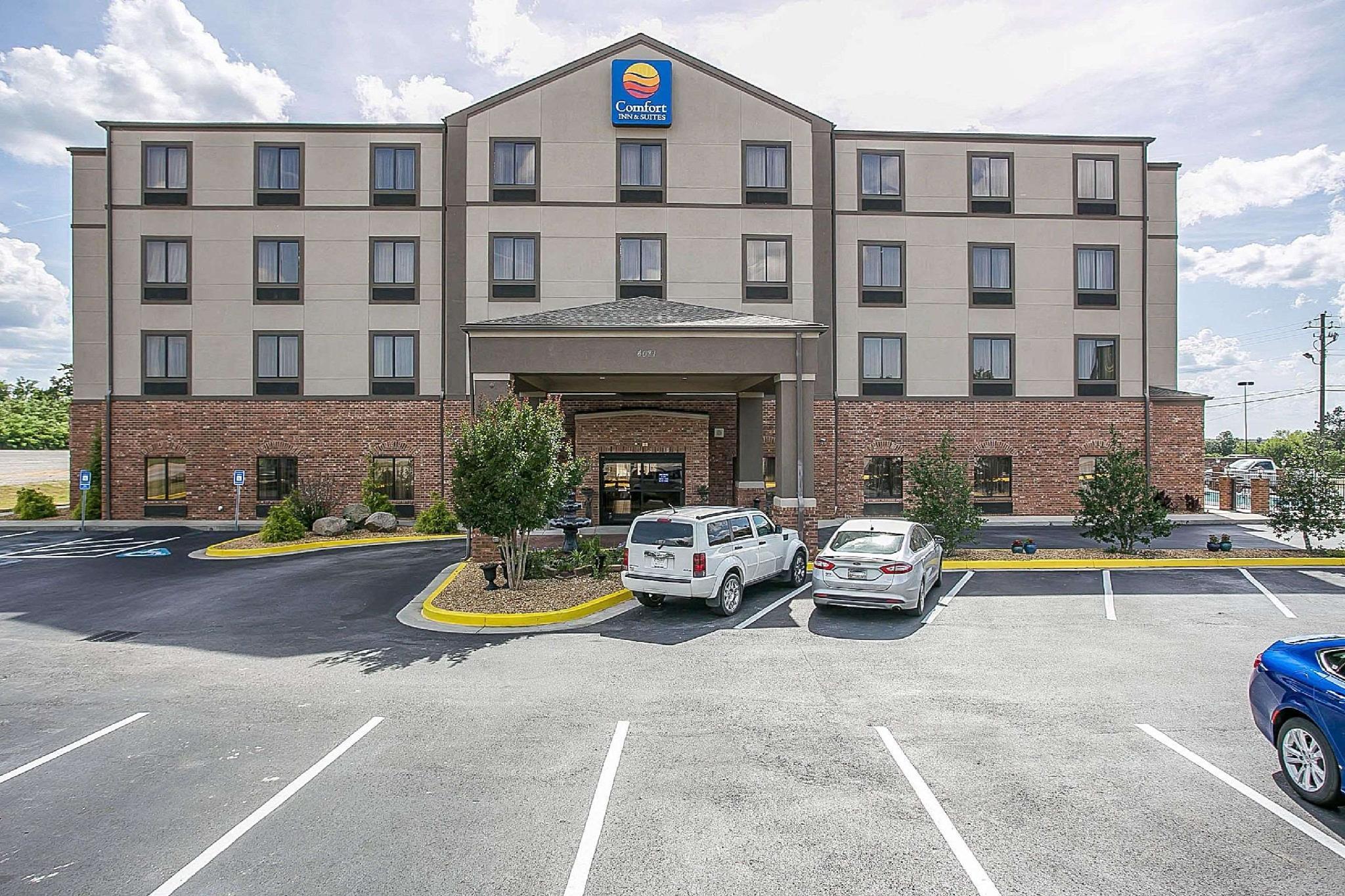 Comfort Inn And Suites Near Fort Gordon