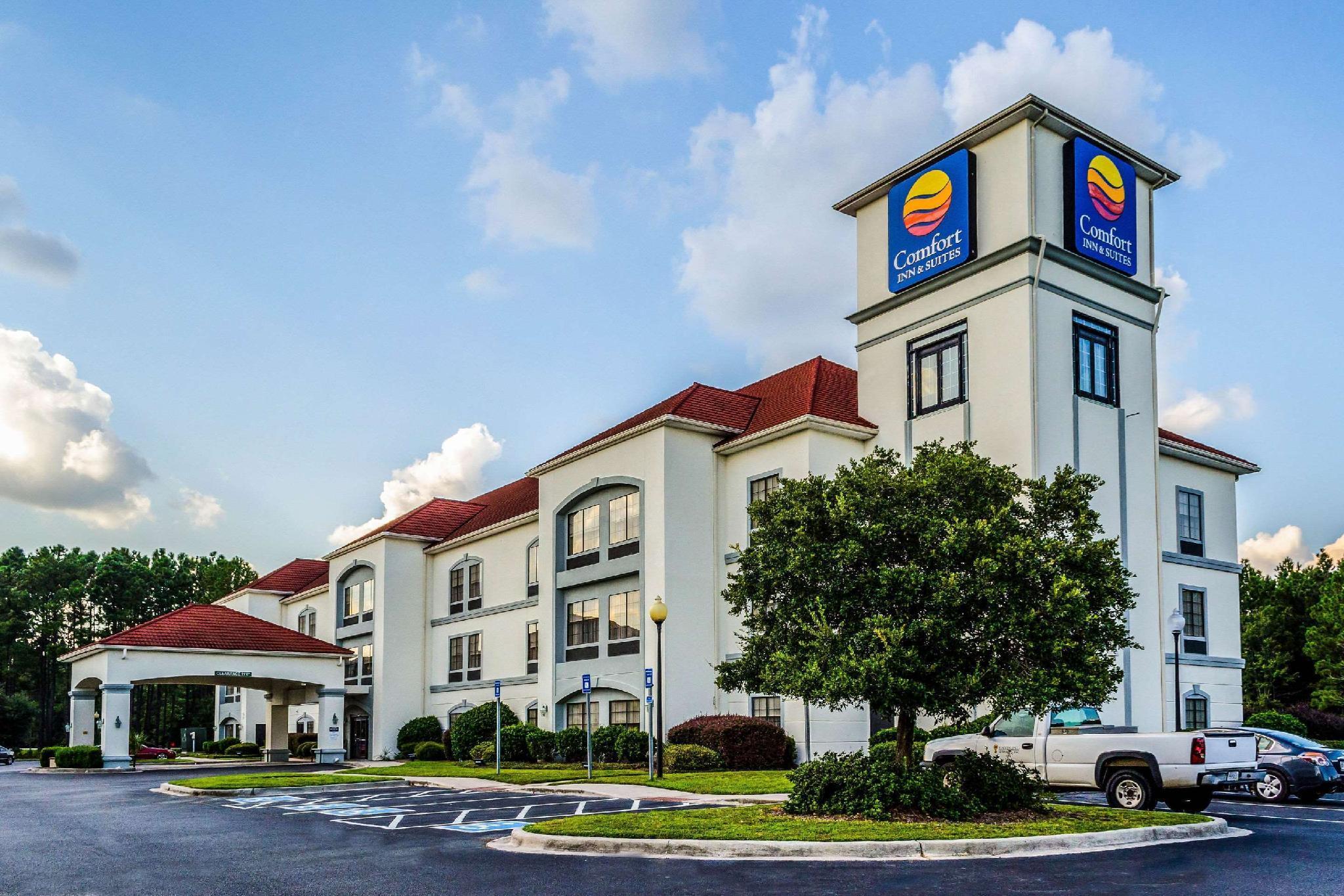 Comfort Inn And Suites Savannah Airport