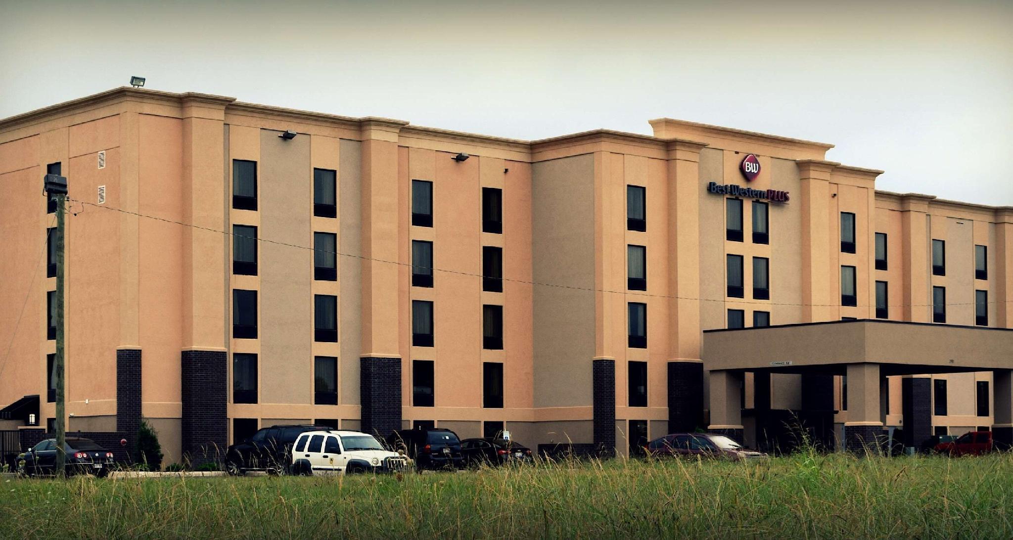 Best Western Plus Jonesboro Inn And Suites