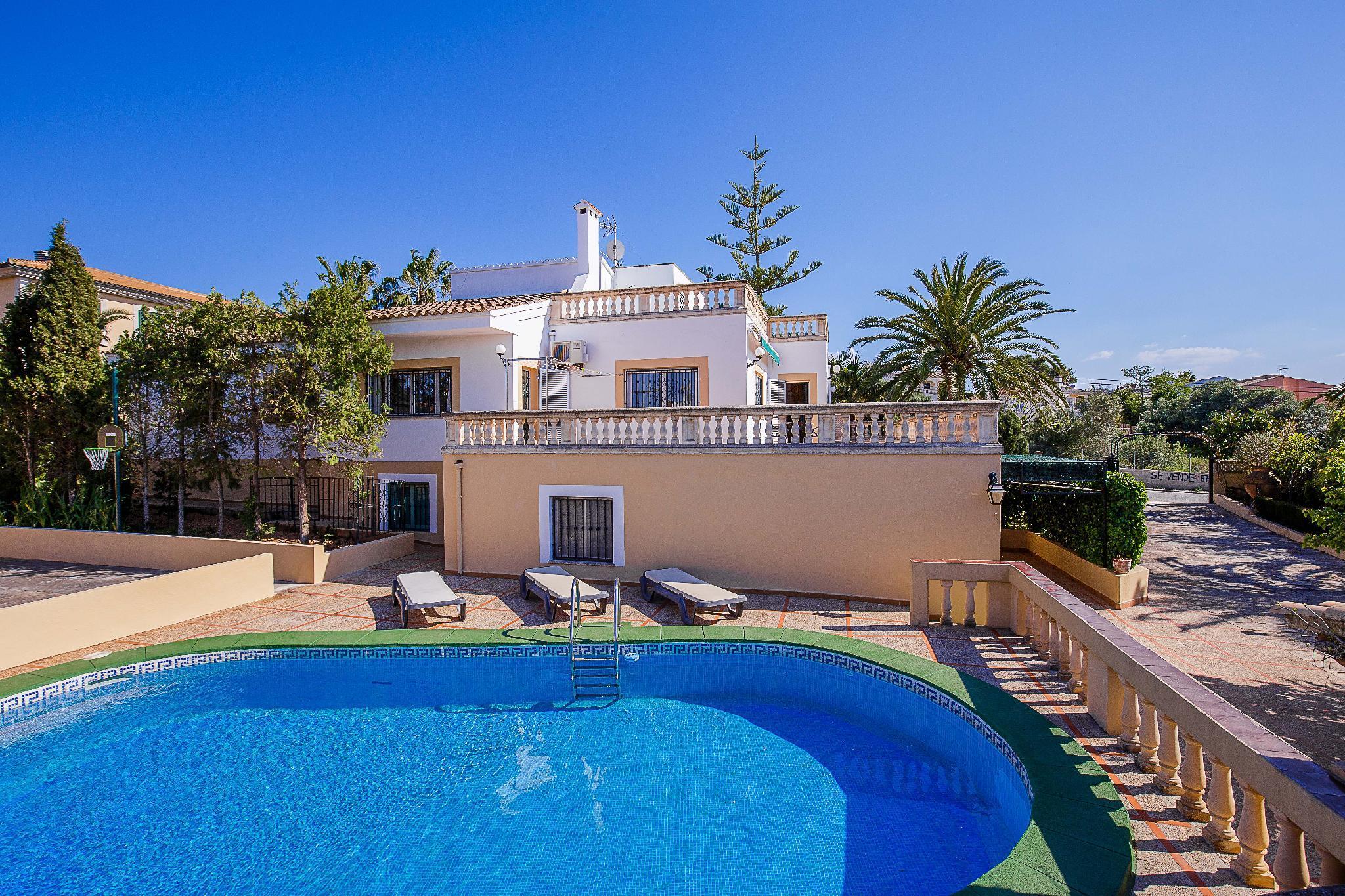 Villa W  Private Pool In Badia Blava Close The Sea