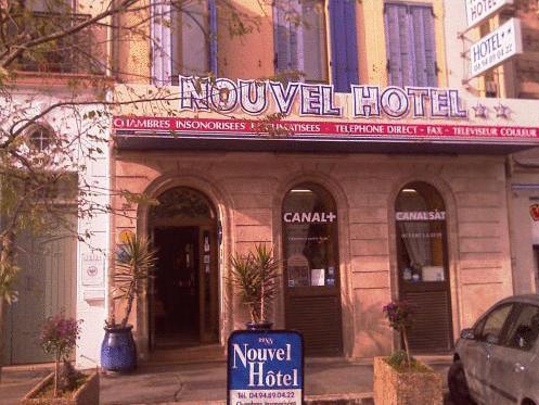 Au Nouvel Hotel