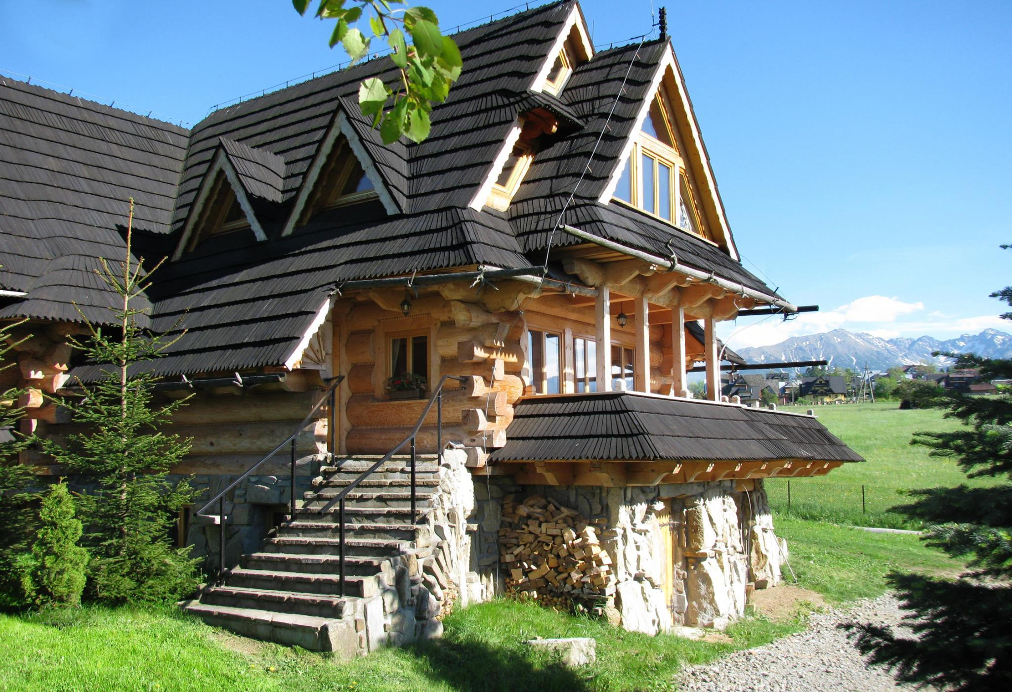 Luxury Chalet Villa Gorsky In Tatra Mountains