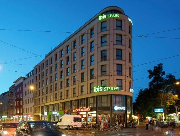 Ibis Styles Hotel Berlin Mitte Berlin