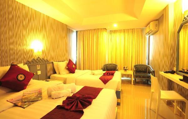 Aunchaleena Grand Hotel Bangkok