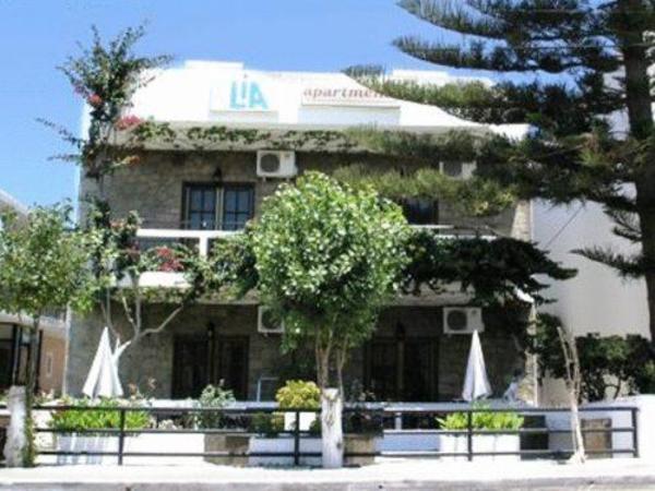 Lia Apartments Crete Island